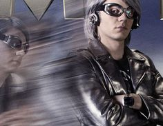 X-Men Days of Future Past - Quicksilver.  A great character to cosplay in 2014.