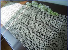 Vintage Handmade Bobbin Lace /Tatted Lace Off White Table Runner by Victoria's Deco, http://www.amazon.com/dp/B0029YFOHO/ref=cm_sw_r_pi_dp_MMW2pb1XSAC9D