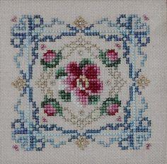 Rare Nan Caldera Ornamental Treasures VII by ThePamperedStitcher