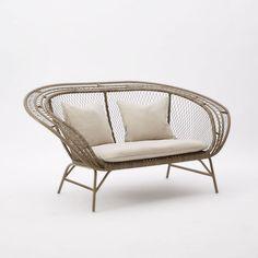 Modern Peacock Sofa