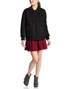 Amazon.co.jp: (ローズブリット)rosebullet ミニマルビックブルゾン: 服&ファッション小物