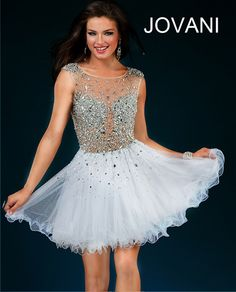 ad1e871ff Browse Jovani Homecoming dresses for 2019 in different sizes, and colors  including short, long & black dresses!