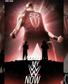 Roman Reigns Wwe Champion, Wwe Superstar Roman Reigns, Wwe Roman Reigns, Roman Reigns Superman Punch, Dean Ambrose Seth Rollins, Wwe Birthday, Wrestling Outfits, Wwe Funny, Roman Regins