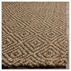 Discover the best natural fiber area rugs at Beachfront Decor. We have a large variety of natural fiber area rugs from brands like Safavieh and nuLoom. Natural Fiber Rugs, Natural Rug, Construction Crafts, Jute Rug, Sisal Rugs, Accent Rugs, Floor Rugs, Colorful Rugs, Beige