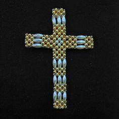 3D Crosses : 3D Latin/Greek Cross - Large