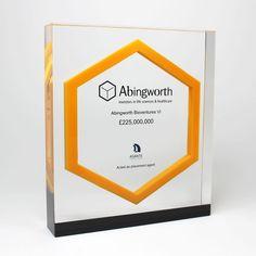 Abingworth financial tombstone