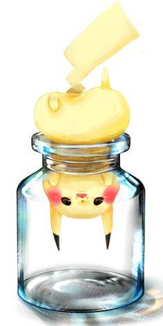 haha aww Pikachu I would help you XD