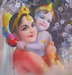 Bal Krishna, Krishna Love, Shree Krishna, Krishna Art, Lord Krishna Images, Krishna Photos, Little Krishna, Radha Krishna Quotes, Krishna Painting