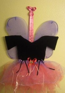 DIY Tutu bow holder | Pickelbaum's Projects