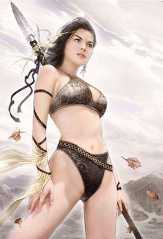 Agree, amusing Fantasy hot sexy women gifs