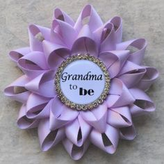 Purple Baby Shower Lavender Baby Shower Decorations Baby Girl...