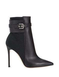 GIANVITO ROSSI Ankle Cuff Boots