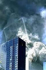 Resultado de imagem para desabamento da torre sul WTC