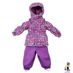 Комплект: куртка, полукомбинезон Polly 008 Caimano -  Стильный ребёнок