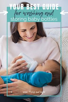 Nursing or bottle feeding, fed is best. Here are my best tips for washing your baby bottles and storing them efficiently written by a twin mom Newborn Twins, Breastfeeding And Pumping, Twin Mom, Twin Babies, Storing Baby Bottles, Twin Nursing Pillow, Breastmilk Storage, Twin Toddlers, Coffee Blog