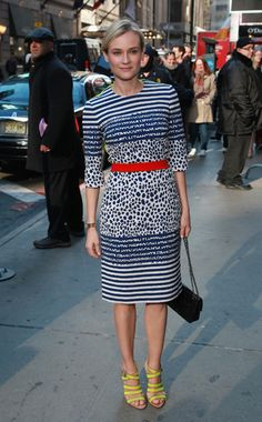 Ten Best Dressed — Diane Kruger
