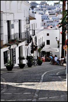 Vejer de la Frontera, Spain. #tapasandtagines #vejerdelafrontera #travel #spain