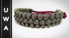 How to make The Trader Paracord Survival Bracelet [WITHOUT BUCKLE] [UWA ...