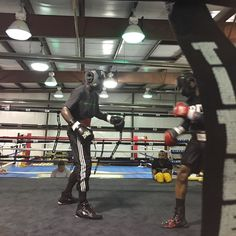 #terrencecrawford in the ring gettin ready for his next fight as a #welterweight #wbo #champion at #madisonsquaregarden #triplethreatgym #teamcrawford #altitude #omaha #nebraska #coloradosprings #colorado #nyc #sparring @tbudcrawford