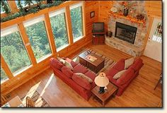Volunteer Cabin Rentals - Smoky Mountain Rental Cabins near Pigeon Forge, and Gatlinburg Tennessee