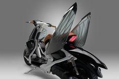 Những chiếc xe concept xuất hiện trong triển lãm xe máy Việt Nam 2016 thu hút khá nhiều sự chú ý, trong đó nổi bật có thế hệ thứ 4 của dòng Yamaha Gen lần