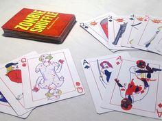Zombie Shuffle Card Game