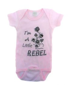 Rockabilly Baby Clothes for girls | Punk Rock Baby Clothes, Skull Onesies, Cool Toddler Apparel, Tattoo ...