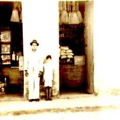 bodega en La Pastora, Caracas, 1941