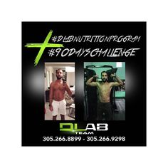 This is not your typical 90 day challenge since the client was not in the country through out the entire process . But is easy to see the transformation to a leaner and stronger @isaacdurane Proud of you brother  @dlabteam ________________________________________________________Eddie.arias11@gmail.com by eddie_arias