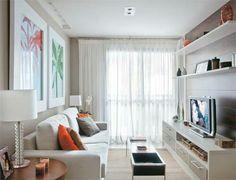 Un apartamento pequeño