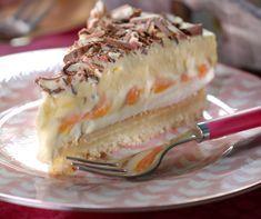 Diese Torte ist unkompliziert zu backen.