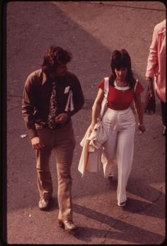 New York City In 1973