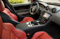 The Jaguar XJR is an enormously attractive and satisfyingly rapid luxury saloon marred only by a slightly firm ride Jaguar Xjr, First Drive, My Ride, Amazing Cars, Luxury Cars, Dream Cars, Automobile, Pumps, Bike