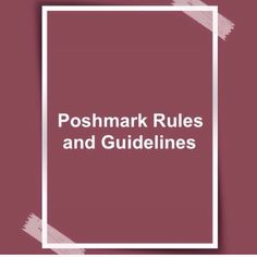 I Only Follow Posh Compliant Closets If you read these lists and are not following posh rules-I won't be following you back. Other