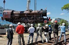 MY BlueDay :: 폴란드 브로츠와프(Wroclaw)의 천국 기차(Train To Heaven) 기념비