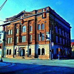 Lincoln Douglas Building, Freeport, Illinois - @Frank LeFevre- #webstagram