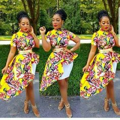 latest ankara styles 2019 for Trending Ankara styles you should be roc… – Nederland mode African Dresses For Women, African Print Dresses, African Attire, African Wear, African Prints, African Women, African Fashion Ankara, Ghanaian Fashion, African Print Fashion