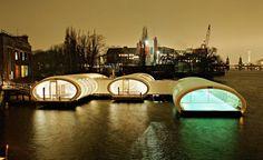 Badeschiff: Berlin's Floating Pool | Spot Cool Stuff: Travel