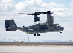 Air Force Osprey Aircraft