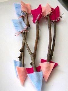 Twig Arrows by hattie