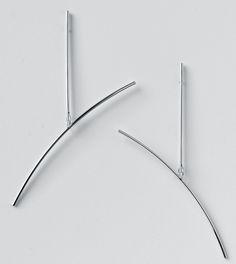 Yoko Takirai | Linee earrings