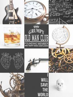 "elloette: ""Twelfth Doctor Aesthetic """
