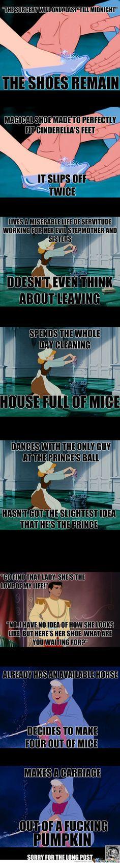 Cinderella Logic
