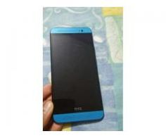 Htc E8 Blue Color With All Accessories Good Battery Timing For Sale In Lahore