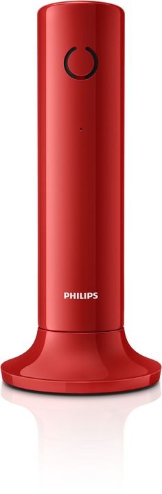 Philips Linea design cordless phone M3301R Product Design #productdesign