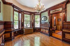 . Brown Harris Stevens | Luxury Residential Real Estate: Ovington Avenue, Brooklyn, New York - $1,599,000. Rooms: 14.0 Bedrooms: 6 Bathrooms: 6.0 Outdoor space: Garden Facade: Brownstone
