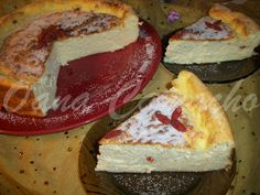 Cooking with love ! Easter Cheesecake, Easter Pie, Dukan Diet Recipes, Camembert Cheese, Cooking, Food, Kitchen, Eten, Meals