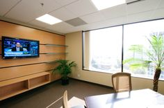 Conference Room Display Office Ideas, Flat Screen, Conference Room, Commercial, Display, Projects, Blood Plasma, Blue Prints, Desk Ideas