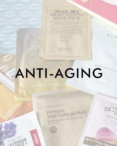 Anti-Aging Sheet Mask Set