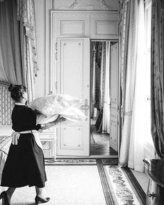 Your room is (almost) ready.⠀ Le Ritz Paris #rendezvous15placevendome
